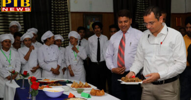Special Food by Students of St Soldier Institute of Hotel Management Jalandhar
