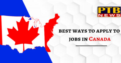 PTB Big Breaking News punjab canada started new job opening which will benefit indians and punjabis