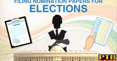 PTB Big City News  19 Candidates left in fray after scrutiny of the nomination papers