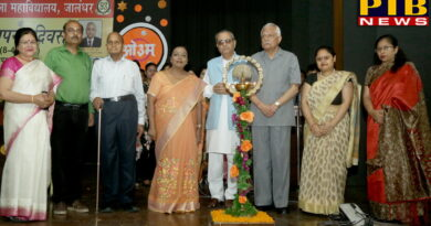 93rd Foundation Day celebrated with exuberance at HMV