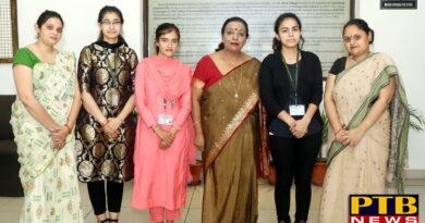 BD Semester Five students of HMV brought laurels