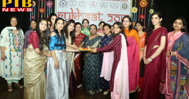 Farewell-2019 organised for UG Final Year students of HMV