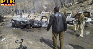 Suspected terrorist behind abortive attempt to target CRPF convoy with car bomb on Jammu Srinagar NH arrested PTB Big Breaking News