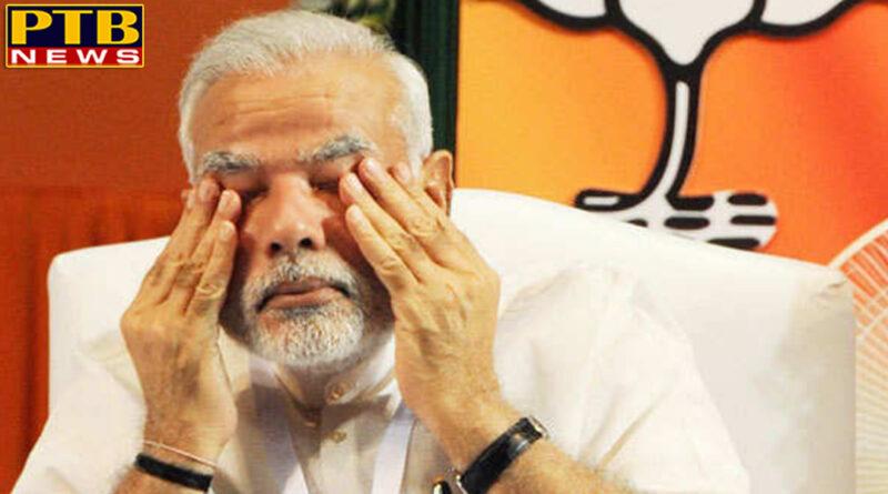 PTB Big Breaking News election commission banned namo tv India Narender Modi PM