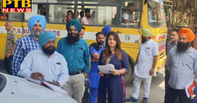 17 BUSES CHALLANED FOR FLOATING RULES AT BUS STAND AND RAMA Mandi