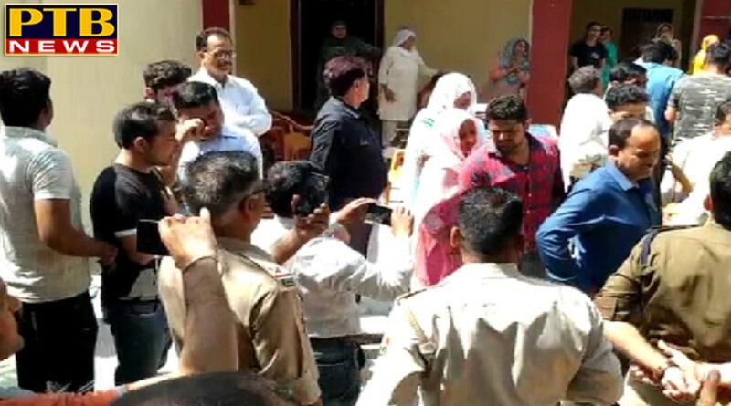 PTB Big Sad News himachal pradesh dharamsala mother and son dead bodies found in kangras indora breaking