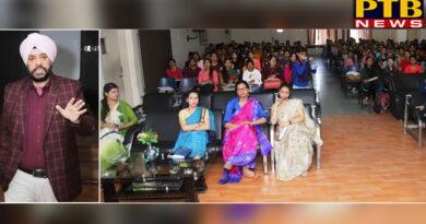 Workshop on Latest Teaching Pedagogy at SD College for women Jalandhar