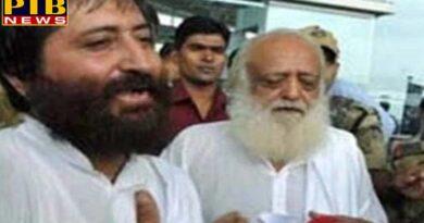 PTB Big Breaking News india news son of self styled godman asaram narayan sai convicted in sexual harassment