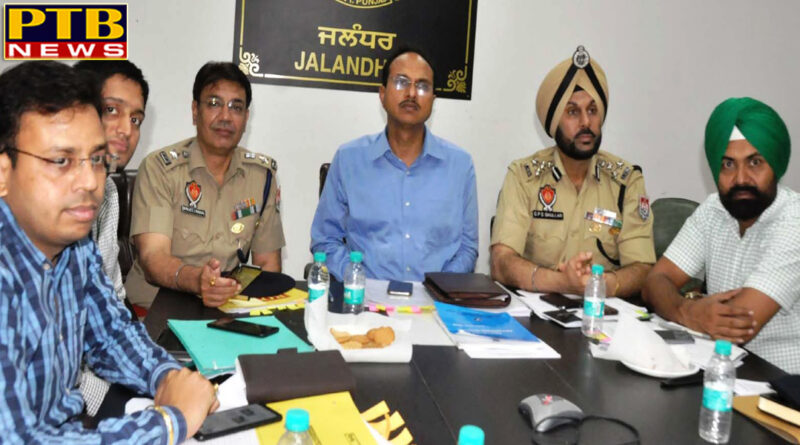 DC CP AND SSP ANNOUNCE TO MAKE ELABORATE SECURITY ARRANGEMENTS FOR 379 VULNERABLE POLLING BOOTHS IN THE DISTRICT PTB Big Breaking News