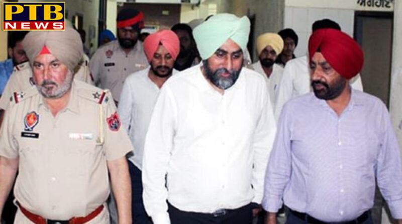 PTB Big Crime News punjab ajnala sho arrested and dismissed in corruption charges in drug casePTB Big Breaking News Shiksha