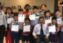 Students of GD Goenka International School selected in Punjab Karate Championship 2019