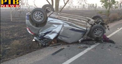 PTB Big Accident News five people including groom brother died in road accident at beri jhajjar of haryana