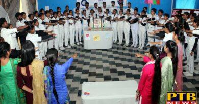 PTB News International Nurses Day Celebrated by St Soldier Nursing Training Institute