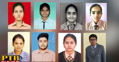 "PTB News ""शिक्षा"" St Soldier Students Shine in CBSE +2 Result"