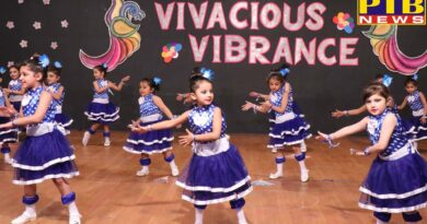 "PTB News INNOKIDS GREEN MODEL TOWN PUT UP ""VIVACIOUS VIBRANCE"" AN ARTISTIC DISPLAY OF TALENT IN INNOCENT HEARTS"