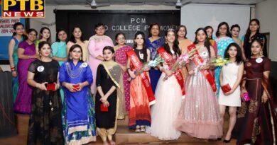 PTB News Freshers Party in PCM S.D. Collegiate School, Jalandhar