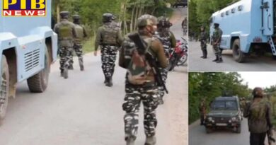 jammu encounter between army and militants in shopian at jammu and kashmir