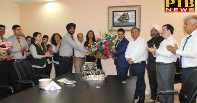 "PTB News ""शिक्षा"" Release Grade XII results IVY World School Jalandhar Hoshiarpur Phagwara"