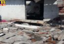 uttar pradesh meerut cylinder burst in a house in saharanpur and two women injured