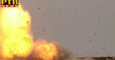 PTB Big Breaking News jammu and kashmir blast near loc in mendhar of poonch