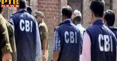 PTB News himachal pradesh shimla cbi raids 22 education institutions in connection with 250 crore scholarship scam PTB Big Breaking news