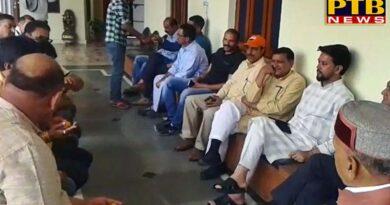 PTB Big Political News himachal pradesh hamirpur rahul gandhis good days are coming he is going to bore a borea banyan to go home