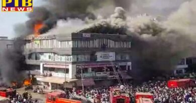 Surat coaching centre fire 20 die as flames engulf building, CM Rupani declares Rs 4 lakh relief to kin of deceased
