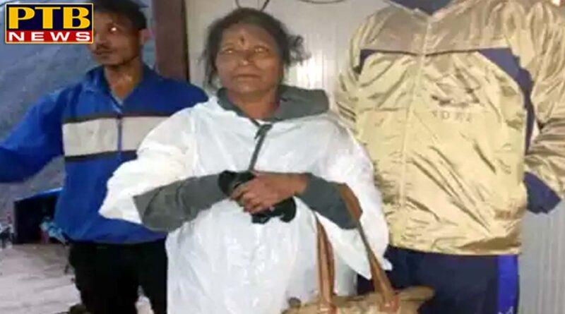 PTB Big Sad News uttarakhand rudraprayag dropped stones on the head of a woman returning from kedarnath and deadPTB Big Breaking News