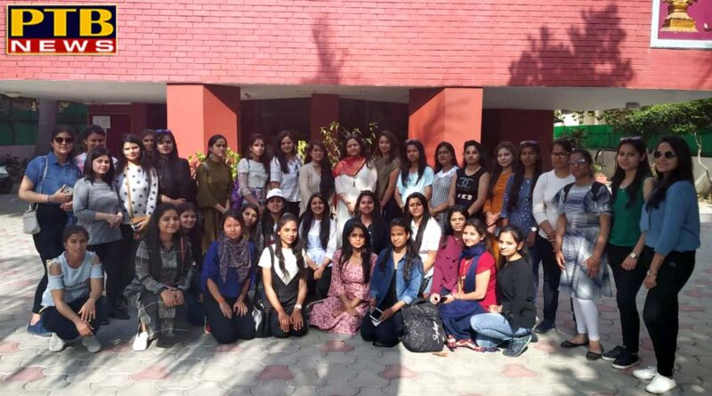 PTB News HMV visited Pracheen Kala Kendra Jalandhar
