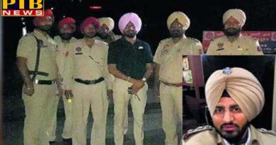 PTB Big Crime News fake dsp arrested in punjab