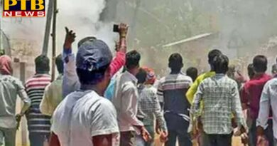 PTB Big Political News india news west bengal bjp worker raman singh found dead last night in gopiballabpur