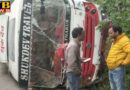private bus accident in kullu seven BJP workers injured Himachal Pardesh