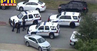 PTB Big Breaking News firing in virginia of america killing 11 people