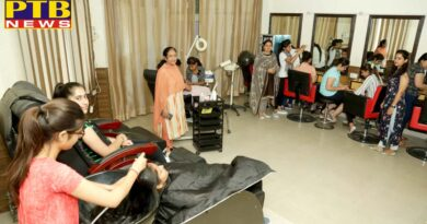 PTB News Students show huge interest in Cosmetology course during Summer Finishing School