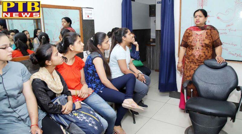 PTB News summer camp organised in PCM S.D. College, Jalandhar
