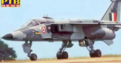 brave soldier safe landing of indian air force jaguar aircraft by pilot after engine failure?