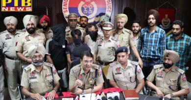 Jalandhar Rural Police arrests smurposts and heroin smugglers