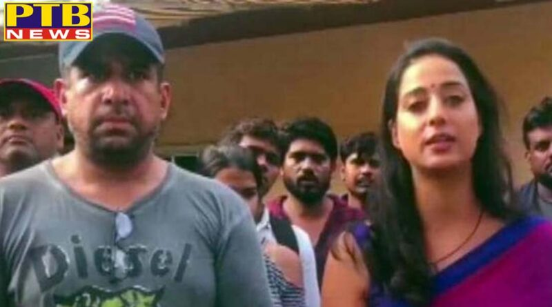 story mahie gill film fixerr crew attacked by goons police has arrested seven people