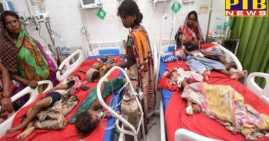 bihar nitish kumar will visit skmch hospital today after death of children reaches to