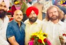 Hans Raj Hans welcomed Youth Akali Dal leaders after becoming MP