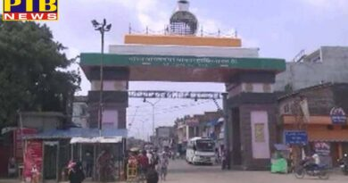International ban on the indian things in nepal long lines of trucks on the border