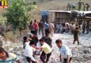 National due to a big accident in jharkhand garhwa 7 persons died due to fall in the ditch 40 injured