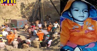 punjab sangroor teams struggling to save two year old child stranded in borwell for 65 hours