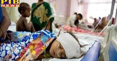 bihar muzaffarpur fourty eight kids dies due to aes in bihar bramk