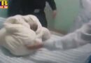 patiala unmarried girl become mother and thrown newborn baby out side of hospital after giving birth PTB Big Breaking News