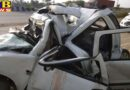 Haryana family of family coming from delhi to punjab marriage collides with car truck 3 killed