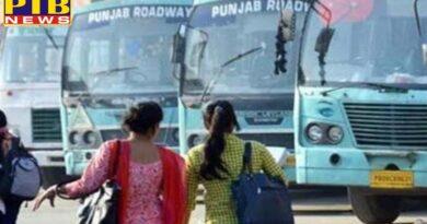 punjab roadways punbus workers three days strike