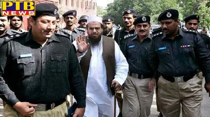 Mumbai attacks mastermind and Jamaat ud Dawa's Hafiz Saeed arrested in Pakistan