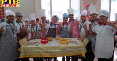Young Hands Expertise at Cooking and Culinary at Ivy World School