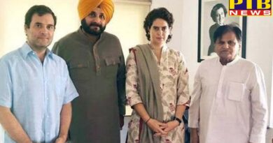 Navjot Sidhu will be the president of Delhi Pradesh Congress Today is the Meeting of the Working Committee
